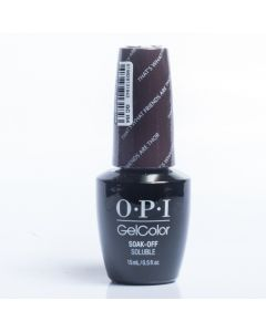 OPI GelColor - That's What Freinds Are Thor (15ml)