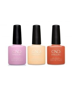 CND Shellac - Complete Sweet Escape Collection