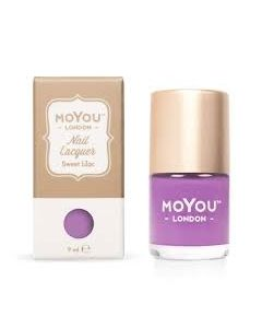 MoYou Premium Nail Polish - Sweet Lilac 9ml