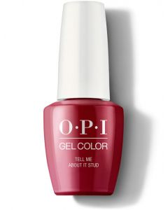 OPI GelColor - Tell Me About it Stud 15 ml (Grease Collection)