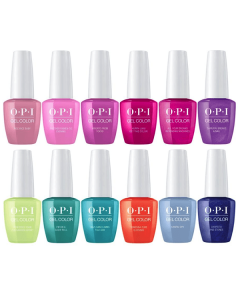 OPI Gelcolor - Complete Tokyo Collection 12 x 15ml Bottles