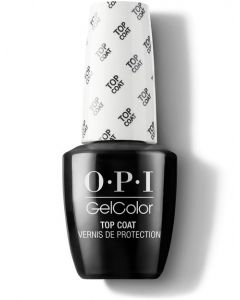 GELCOLOR BY OPI SOAK-OFF LACQUER - Top Coat (15ml)