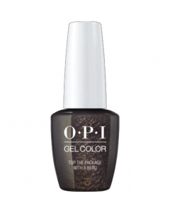 OPI GelColor - Top The Package With A Beau (15ml)