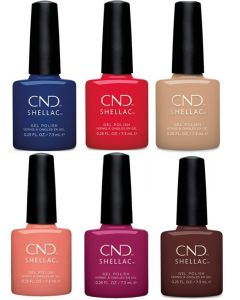 CND Shellac - Complete Wild Earth Collection