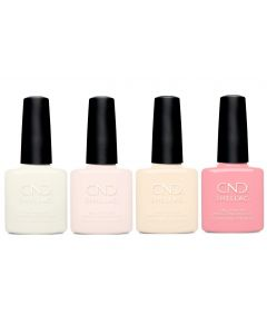 CND Shellac - Complete Yes, I Do Bridal Collection