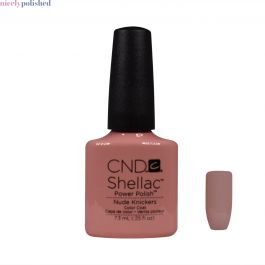CND - Shellac - UV Color Coat- Nude Knickers 7.3 ml
