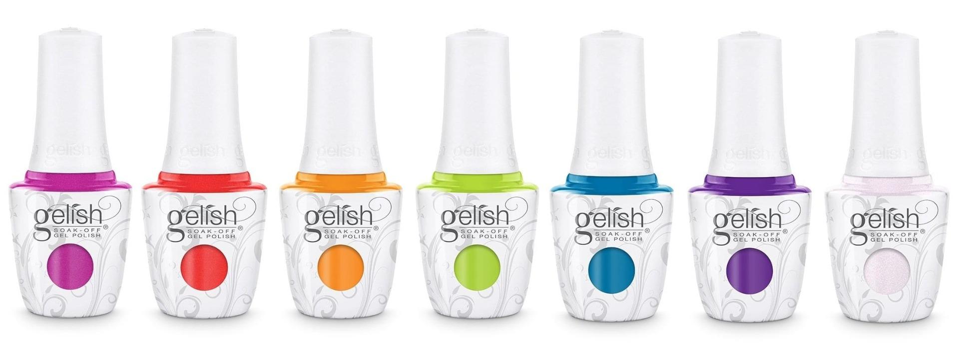 Gelish Make a Splash