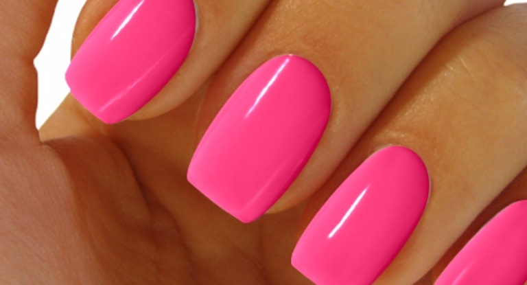 Neon Pink Nail Polishes Ten Of The Best Nicely Polished