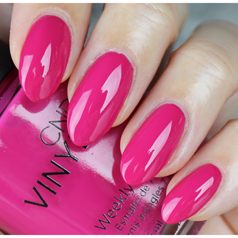 Neon Pink Nail Polishes: Ten of the Best - Nicely Polished