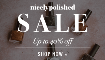 Nicely Polished Sale Banner